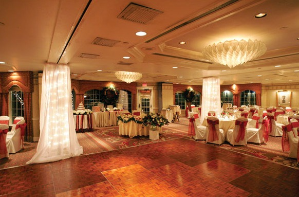 Banquet Room at Saybrook Point Inn