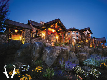 Exterior View of Pronghorn Resort