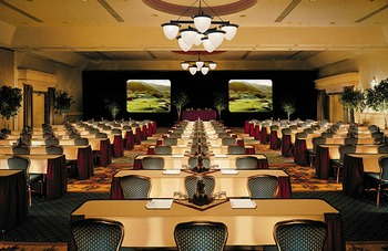 Conference room at Arizona Grand Resort.