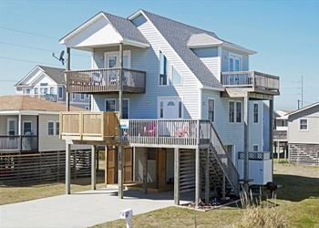 Rental Exterior at Carolina Shores Vacation Rentals