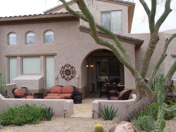 Vacation rental exterior at SkyRun Vacation Rentals - Scottsdale, Arizona.