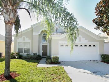 Vacation rental exterior at SkyRun Vacation Rentals - Orlando, Florida.