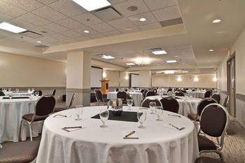 Banquet room at Solara Resort & Spa.