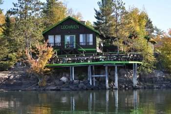 The Lodge at Crane's Lochaven Wilderness Lodge