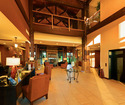 Front Lobby at Sunrise Ridge Resort