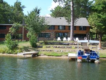 Lake tomahawk wi fishing resorts for Fishing cabins in wisconsin