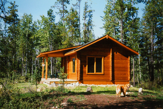 Mica mountain lodge log cabins side by side atv tours for Air canada pet in cabin
