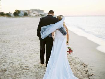 Weddings on the Beach at Virginia Beach Resort Hotel