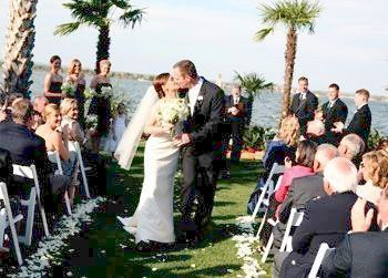 Weddings at Horseshoe Bay Resort