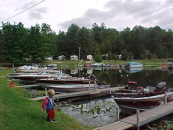 Longville resorts central mn family fishing resorts for Evergreen lake fishing report