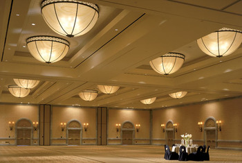 Ambassador Ballroom at The Westin Mission Hills Resort & Spa.