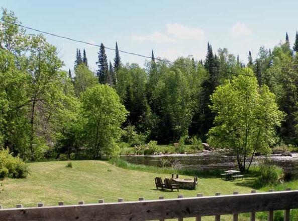 Inverness Falls Resort Brereton Lake Manitoba Resort