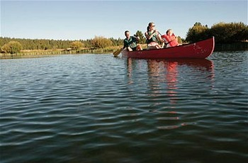 Water Activities at Sunriver Resort