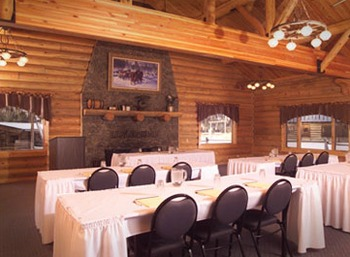 Conference Area at 320 Guest Ranch