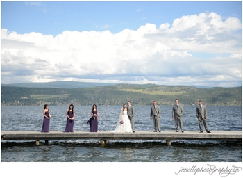 Wedding at Lake Okanagan Resort