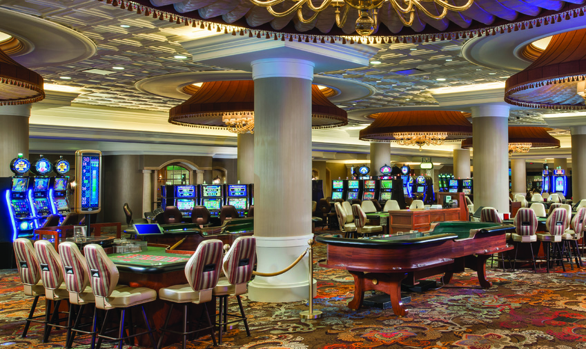 Turning stone casino hotel new york
