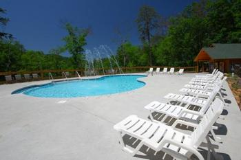 Rental Pool at Accommodations by Parkside Resort