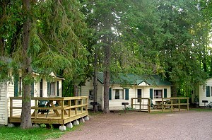 Cabins at The Timbers Resort