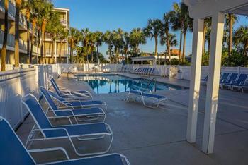 Resort pool at Sterling Resorts.