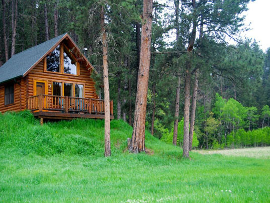 Newton fork ranch hill city sd resort reviews for Cabins near deadwood sd