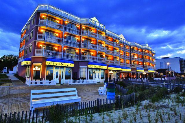 Boardwalk Plaza Hotel Rehoboth Beach De Resort Reviews Resortsandlodges