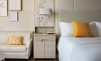 Guest Room at the Four Seasons Hotels & Resorts