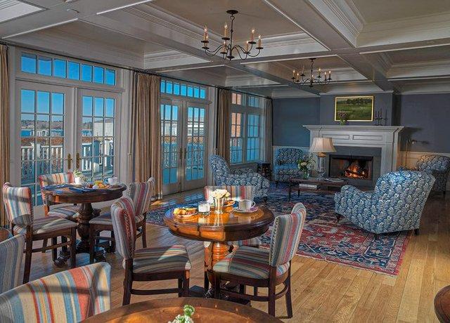 Inn Living Area at The Inn at Stonington