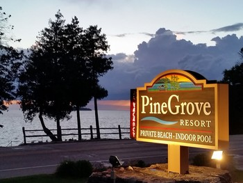 Welcome to Pine Grove Resort.