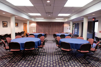 Conference Room at Inn at Darden