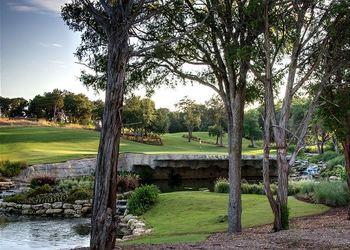 Golf course near Lake Travis & Co.