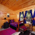 Cabin Guest Room at The Retreat at Balcones Springs