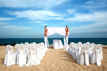 Outdoor Wedding at Hilton Los Cabos Resort