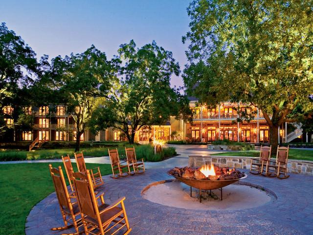 Hyatt regency lost pines resort spa lost pines tx for Spas and resorts in texas