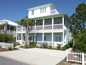 Vacation Rental Exterior at South Walton Vacations