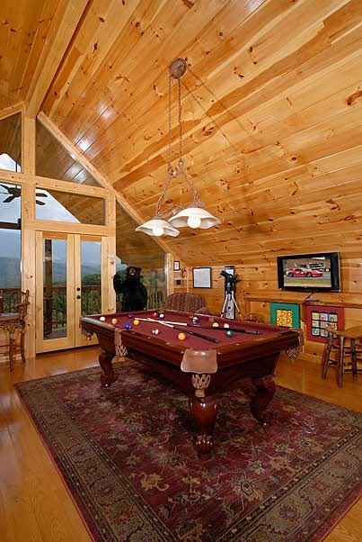 Sevierville Vacation Rentals Cabin Swingin 39 On A Star 2 Bedroom 2 5 Bath Premier Plus