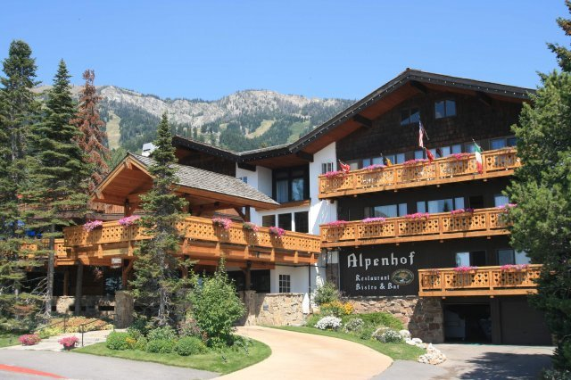 Alpenhof Lodge Teton Village Wy Resort Reviews