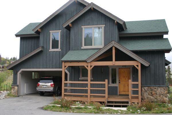Skyrun vacation rentals summit county colorado frisco for Frisco colorado cabin rentals