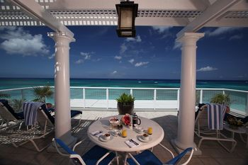 View from Grand Cayman Beach Suites.