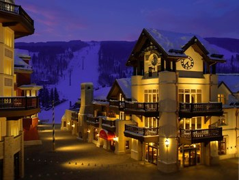Vail Colorado at SkyRun Vacation Rentals - Vail, Colorado.