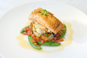 Cuisine at the Millcroft Inn & Spa