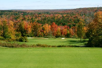 Golf course at Split Rock Resort & Golf Club.