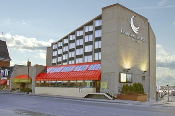 Welcome to the Confederation Place Hotel