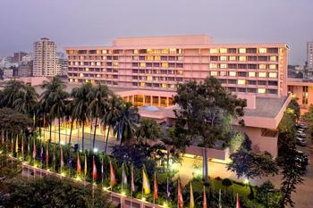 Exterior view of The Pan Pacific Sonargaon.