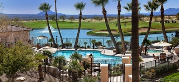 Outdoor Swimming Pool at Wyndham Ranch Resort