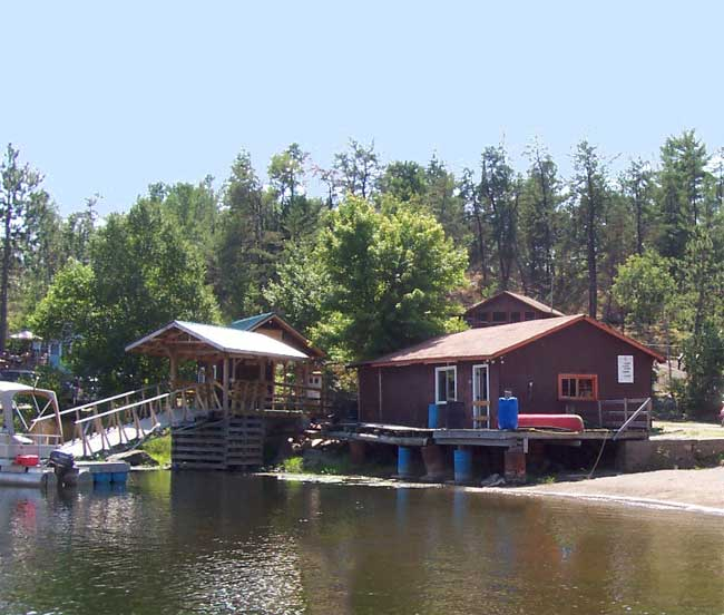 Wolseley lodge noelville ontario resort reviews for Ontario fishing lodges and resorts