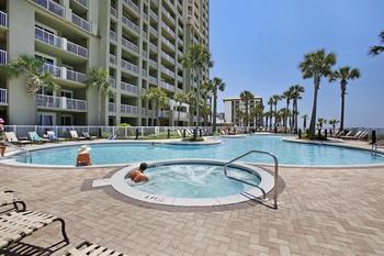 Rental pool at Sterling Resorts.