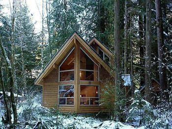 Vacation rental at Mt. Baker Lodging.