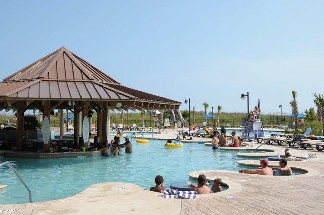 North Beach Plantation North Myrtle Beach Sc Resort