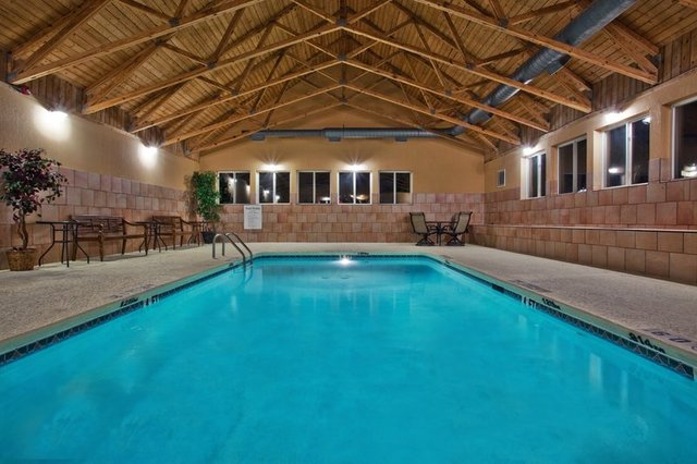 Indoor Pool at Holiday Inn Express Blairsville