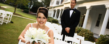 Wedding at  Pinehurst Resort
